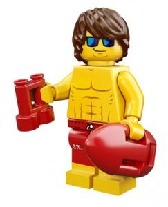 Lifeguard_Guy_Series_12_LEGO_Minifigures